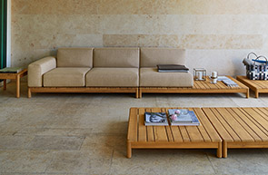 UsonaHome.com - Outdoor Sofa 09517