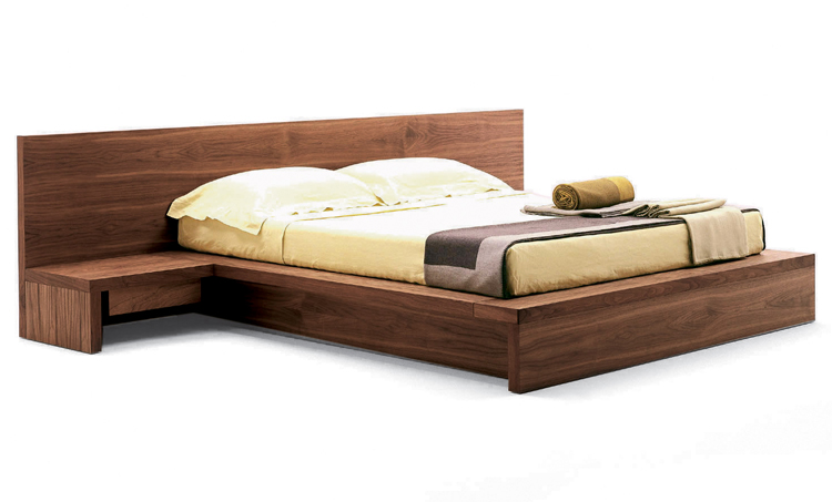 Bed 05919 floor model for Wooden bed designs catalogue