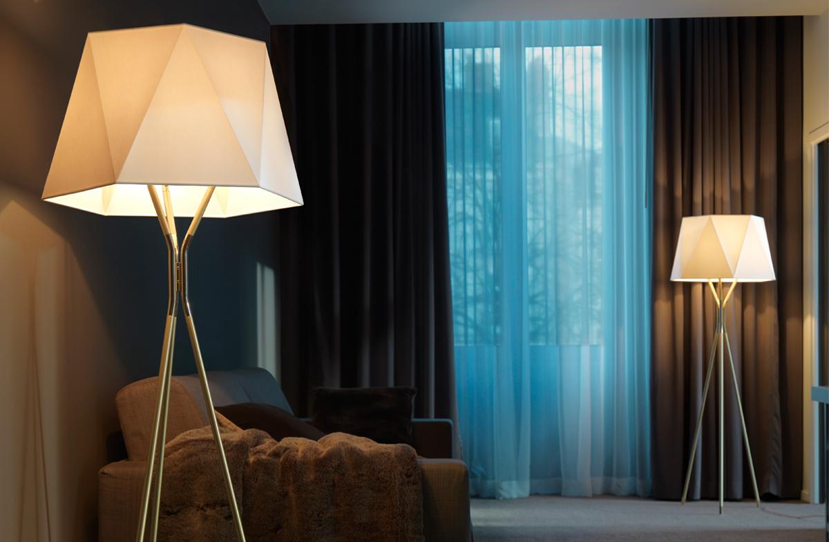 Floor lamp 13309 for Usona bed