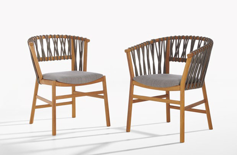 Outdoor Dining Chair 04554