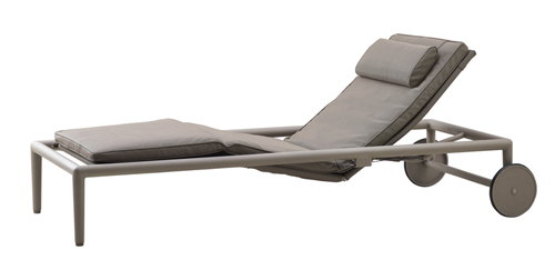 Outdoor Sun Lounger 07007