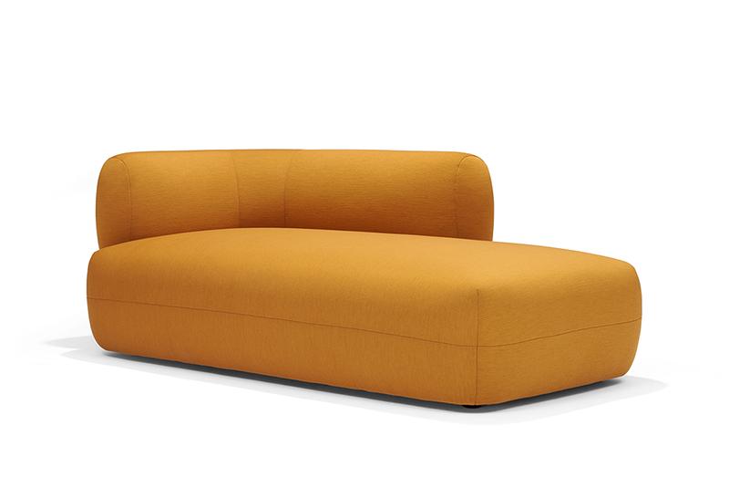 chaise 07728 - Chaise Orange