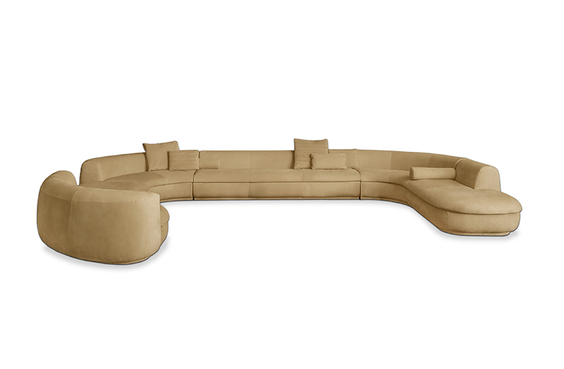 Sectional 08341