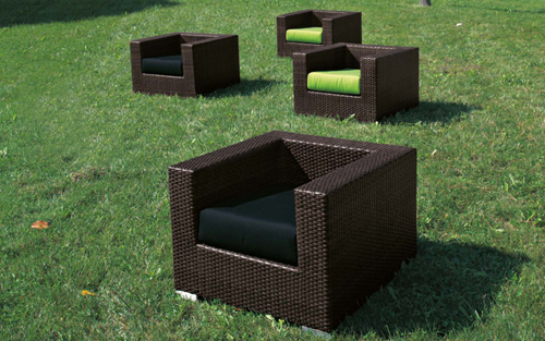Outdoor Armchair 09417