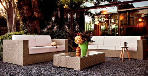 Outdoor Sofa 09418