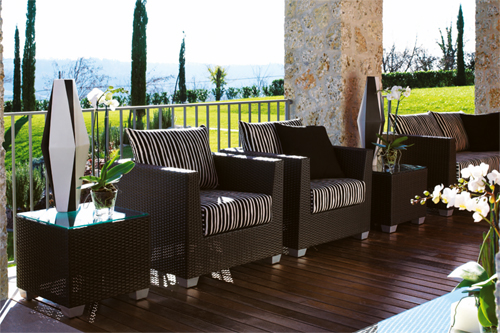 Outdoor Armchair 09428