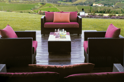 Outdoor Sofa 09429