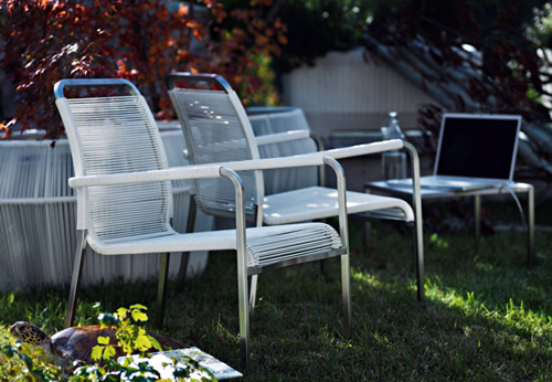 Outdoor Lounge Chair 09449