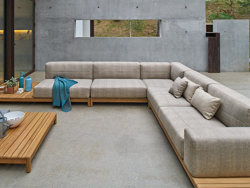Outdoor Sofa 09517