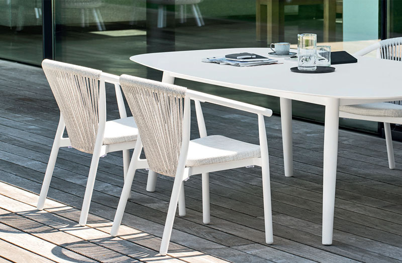 Outdoor Dining Chair 09562