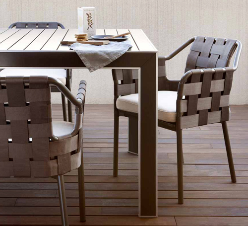 Outdoor Dining Chair 09830