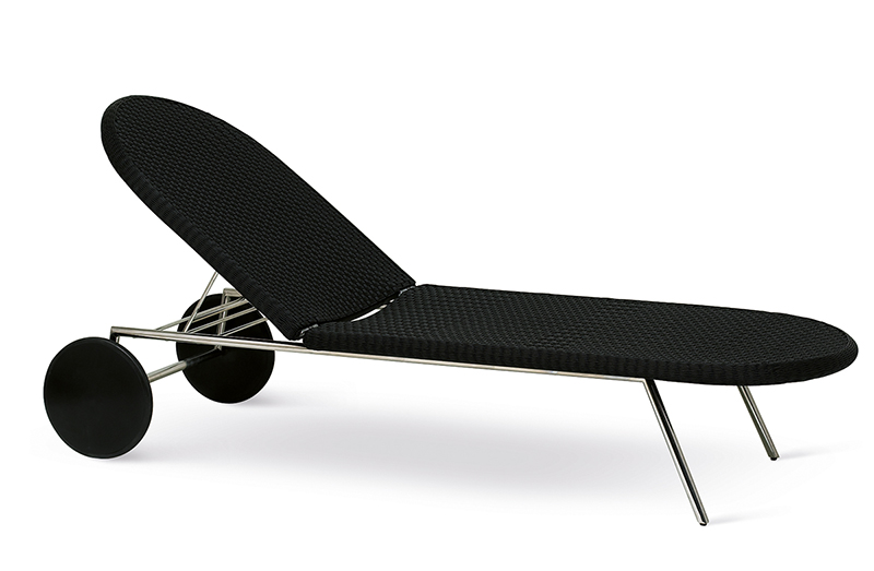 Outdoor Chaise 15011