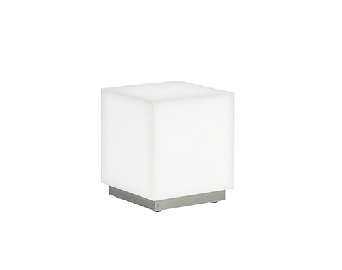 Outdoor Light Cube (Mono version)